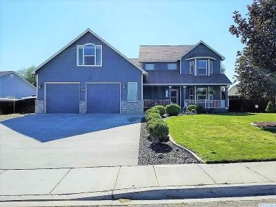 West Richland Single Family Home For Sale: 1907 S Highlands Boulevard