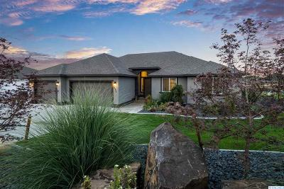 Richland Single Family Home Active U/C W/ Bump: 2950 Sunshine Ridge Rd