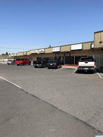 Pasco Commercial For Sale: 1103 W Court Street #1127