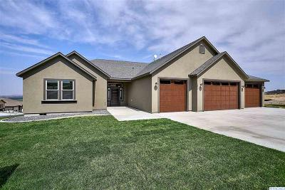 West Richland Single Family Home For Sale: 6832 Collins Road