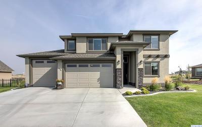 Horn Rapids Single Family Home For Sale: 2700 Grayhawk Loop