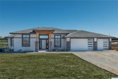 Pasco Single Family Home For Sale: 6813 (Lot 21) Eagle Crest Drive