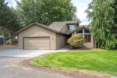 Kennewick Single Family Home For Sale: 97305 E Alhambra Rd.