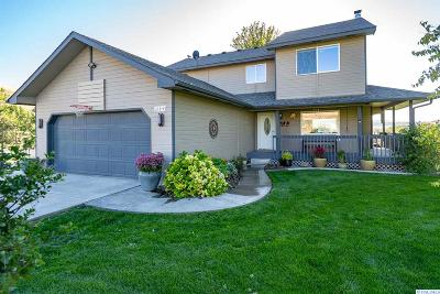Kennewick Single Family Home For Sale: 28106 S 1005 Prse