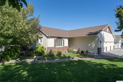 West Richland Single Family Home For Sale: 5100 Milky Way