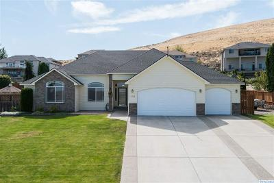 West Richland Single Family Home For Sale: 5101 Milky Way