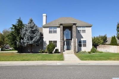 Richland Single Family Home For Sale: 286 Thyme Circle