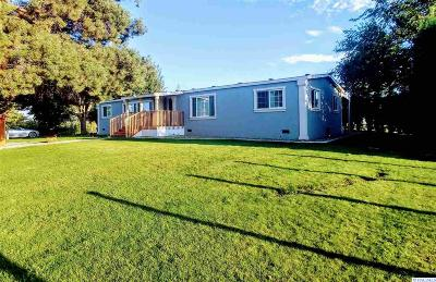 Prosser Single Family Home For Sale: 14505 Griffin Rd