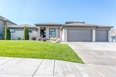 Kennewick Single Family Home For Sale: 3809 W 48th Ave.