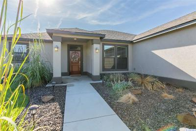Pasco Single Family Home For Sale: 3703 El Paso Dr