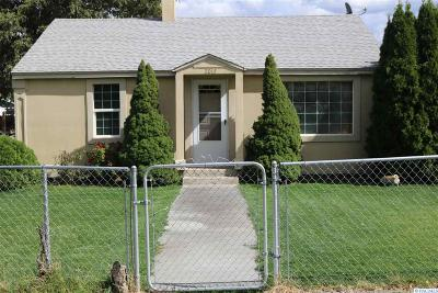 Kennewick Single Family Home For Sale: 2015 S Quincy St
