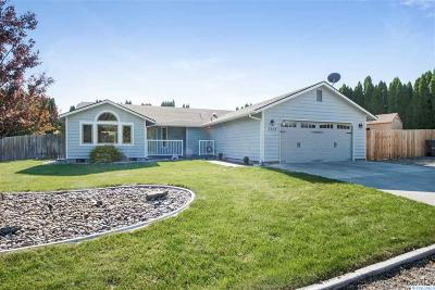 Kennewick Single Family Home For Sale: 5203 S Dayton Pl