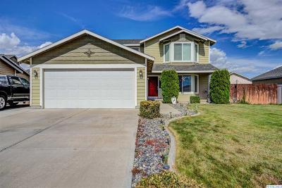Pasco Single Family Home For Sale: 4411 Kubota Ln