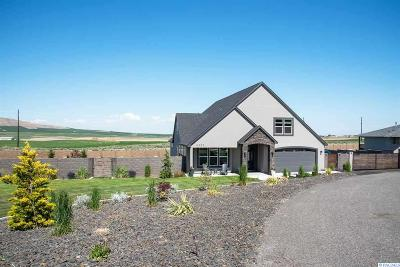 Benton County Single Family Home For Sale: 6903 S Coulee Vista Dr