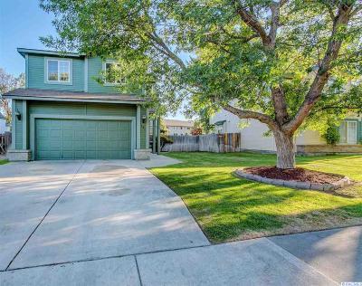 Richland Single Family Home For Sale: 101 Bremmer St