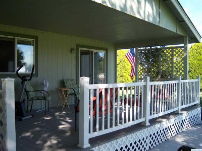 Kennewick Single Family Home For Sale: 36604 S Dunham Rd.