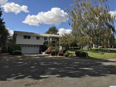 Kennewick Single Family Home For Sale: 3220 S Everett Place