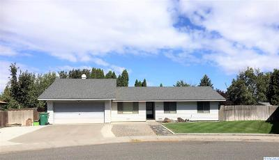 Kennewick Single Family Home For Sale: 8510 W Falls Pl