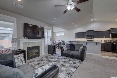 Kennewick Single Family Home For Sale: 401 S Taft Street