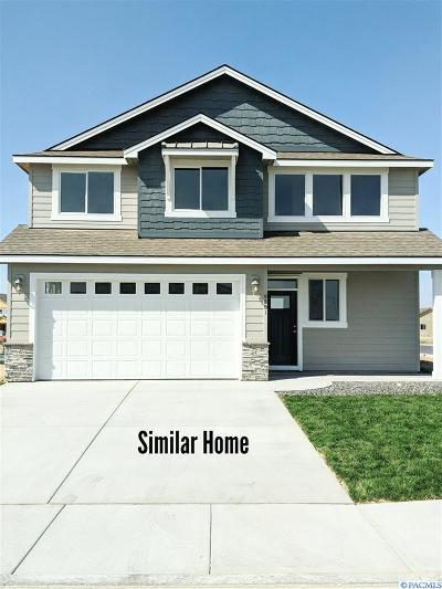 Pasco Single Family Home For Sale: 6410 Sockeye Ln