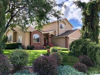 Richland WA Single Family Home For Sale: $384,900
