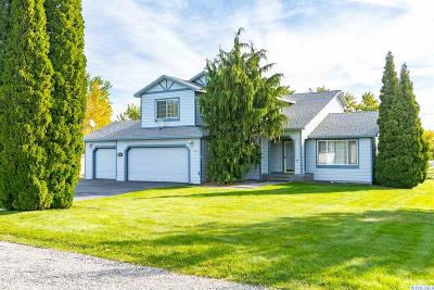 West Richland Single Family Home For Sale: 3422 Lexington Way