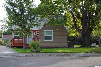 Kennewick Single Family Home For Sale: 124 N Mayfield
