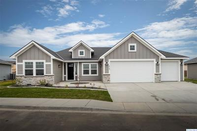 Kennewick Single Family Home For Sale: 8703 W 12th Avenue