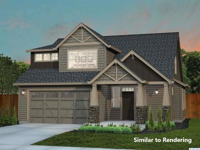Richland WA Single Family Home For Sale: $376,900