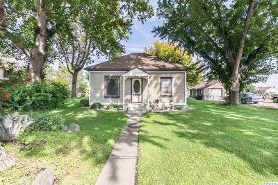 Kennewick Single Family Home For Sale: 1123 E 23rd Ave