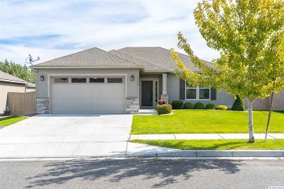 Kennewick Single Family Home For Sale: 1178 N Montana St.