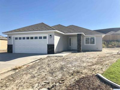 Kennewick Single Family Home For Sale: 4240 S Conway Place