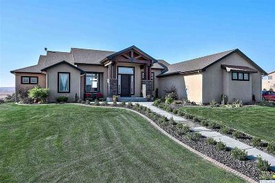 Kennewick Single Family Home For Sale: 105507 E Tripple Vista Drive