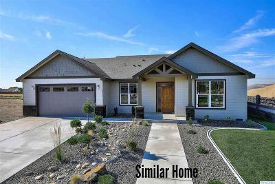 Pasco Single Family Home For Sale: 6602 Sockeye Ln