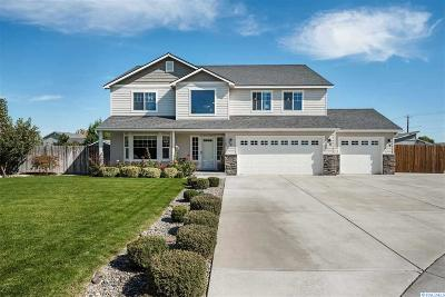 West Richland Single Family Home For Sale: 1502 S 57th Ct