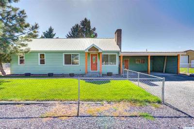 Kennewick Single Family Home For Sale: 416 E 23rd Ave
