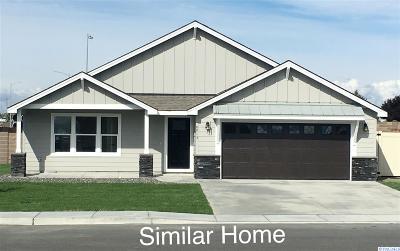 Pasco Single Family Home For Sale: 6618 Sockeye Ln