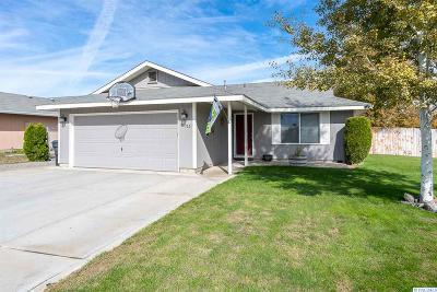 Pasco Single Family Home For Sale: 6011 Dodger Dr.