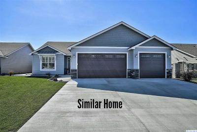 Pasco Single Family Home For Sale: 6606 Sockeye Ln