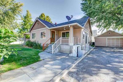 Pasco Single Family Home For Sale: 321 N 6th Ave