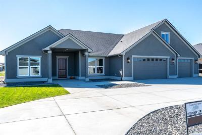 Kennewick Single Family Home For Sale: 85603 Sagebrush