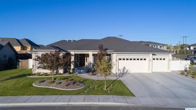 Richland WA Single Family Home For Sale: $549,900