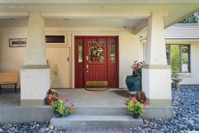Kennewick Single Family Home Active U/C W/ Bump: 104709 E 1035 Pr SE