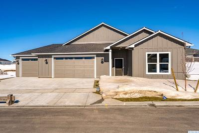 Richland Single Family Home For Sale: 2411 Brodie Ln #119