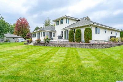 Kennewick Single Family Home For Sale: 603 S Jurupa St. #MIL