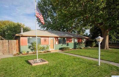 Kennewick Single Family Home For Sale: 1305 S Everett