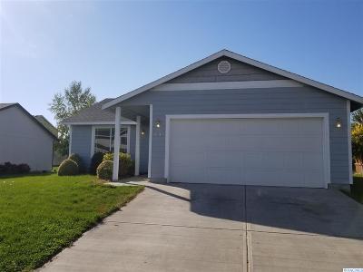 Sunnyside Single Family Home For Sale: 1515 S 14th