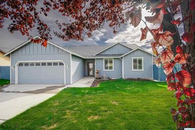 West Richland Single Family Home For Sale: 5131 Canter St