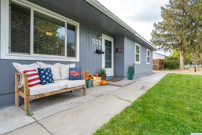 Richland Single Family Home For Sale: 505 Basswood Drive