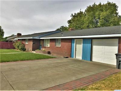 Sunnyside Single Family Home For Sale: 1408 Grant Ave